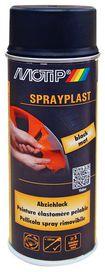 Motip sprayplast noir mat 400ml - MOTIP