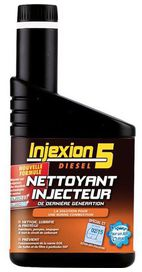 nettoyant injecteur 500ml injection 5 diesel metal 5 yakarouler. Black Bedroom Furniture Sets. Home Design Ideas