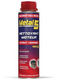 Metal5 nettoyant moteur pré-vidange - metal 5