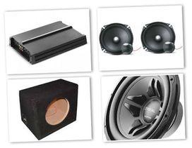 Pack ampli haut parleur focal auditor 16 cm - FOCAL