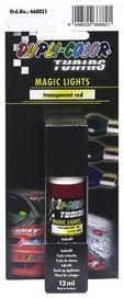 Peinture transparente pour ampoules rouges - DUPLI - COLOR