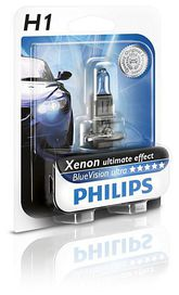 Ampoule blue vision ultra h1 - PHILIPS