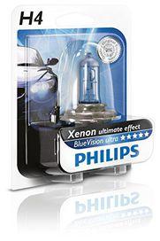 Ampoule blue vision ultra h4 - PHILIPS
