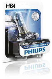 Ampoule blue vision ultra hb4 - PHILIPS