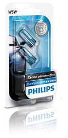 Ampoule blue vision ultra w5w - PHILIPS