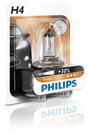 Ampoule vision h4 - PHILIPS