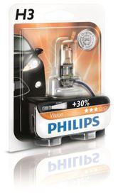 Ampoule vision h3 - PHILIPS