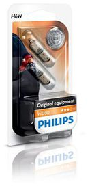Ampoule vision h6w - PHILIPS