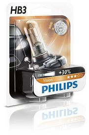 Ampoule vision hb3 - PHILIPS