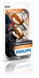 Ampoule vision orange py21w - PHILIPS