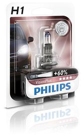 Ampoule vision plus h1 - PHILIPS