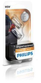 Ampoule vision w5w - PHILIPS