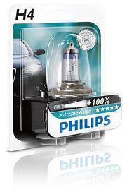 Ampoule x-treme vision h4 - PHILIPS