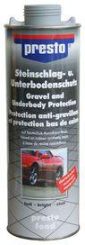 Protection antigravillon repeignable gris de 1000 ml - PRESTO