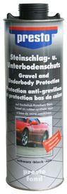 Protection antigravillon repeignable  noir de 1000 ml - PRESTO