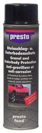 Protection antigravillon repeignable  noir de 500 ml - PRESTO