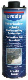Protection pour chassis et bas de caisse bitume  de 1000 ml - PRESTO