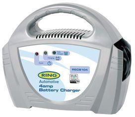 Chargeur de batterie recb104 - ring