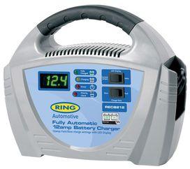 Chargeur de batterie recb212 - ring
