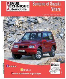 Revue technique 553.3 nissan vitara essence et diesel 1990-97 - etai