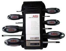 Set de 6 tournevis - AEG
