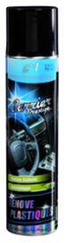 Spray rénovateur plastique 400ml - CARRIER PRESTIGE