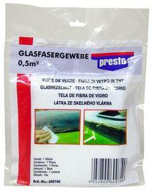 Toiles de fibre de verre tissage moyen de 0,5 m2 - PRESTO