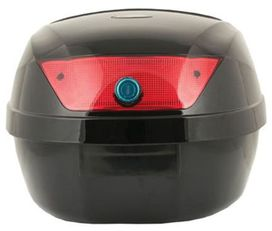 Top case bbox noir brillant avec serrure 28l