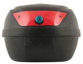 Top case bbox noir mat avec serrure 28l