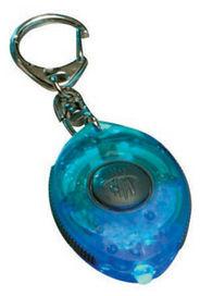 Torche porte-clés cyba-lite - bleue - ring