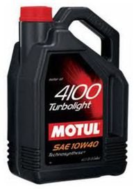 huile 10w40 motul 4100 turbolight 5l. Black Bedroom Furniture Sets. Home Design Ideas