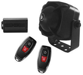 Alarme auto beeper xr5 cab  hyperfrequence pour cabriolet  - beeper