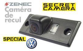 Camera de recul secrete zenec ze-rce2001b - ZENEC