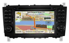 Station multimedia replica zmerc special mercedes class c + haut parleur focal offert is170 - REPLICA