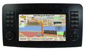 Station multimedia replica zmerml  special mercedes ml gl + haut parleur focal offert is170 - REPLICA