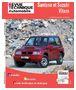 Revue Technique 553.3 Nissan Vitara Essence Et Diesel 1990-97