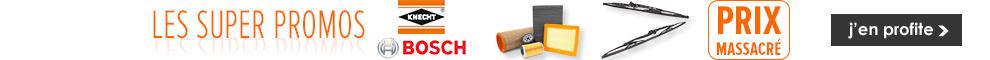 Promotions sur notre selection de Filtres