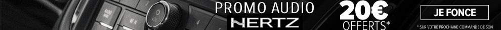 Promo Hertz 20€ offerts