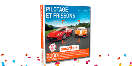 1 Smartbox à gagner *