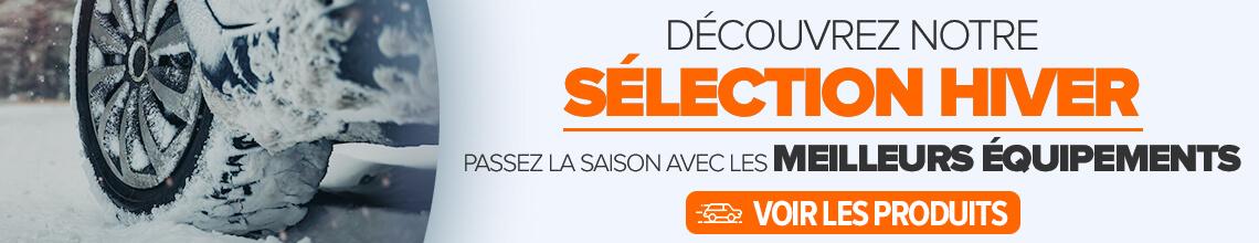 Découvrez notre Sélection Hiver : Passez la saison avec les meilleurs équipements !