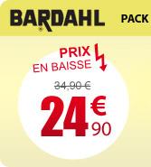 Bardahl Pack contrôle technique pour moteur essence et diesel. Stoppe les fumées et réduit la consommation.