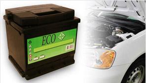 ECOPLUS batteries