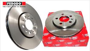 FERODO disques de frein
