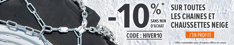 Préparer votre voiture pour partir en vacances avec nos chaines neige et chaussettes à partir de 22€49